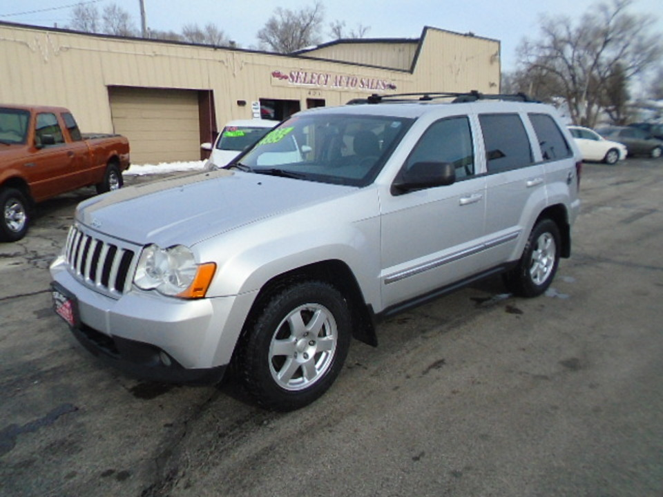 2010 Jeep Grand Cherokee  - Select Auto Sales