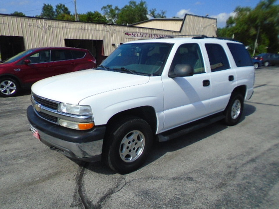 2006 Chevrolet Tahoe LS 4x4  - 10381  - Select Auto Sales