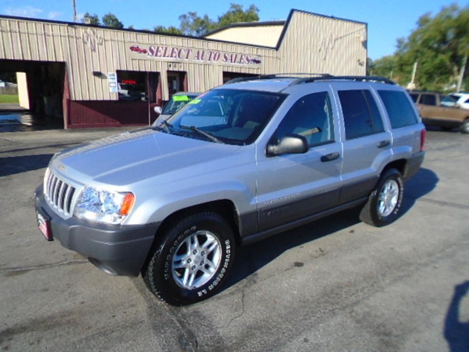 2004 Jeep Grand Cherokee  - Select Auto Sales