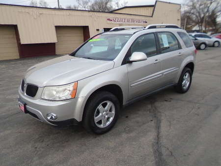 2008 Pontiac Torrent AWD for Sale  - 10332  - Select Auto Sales