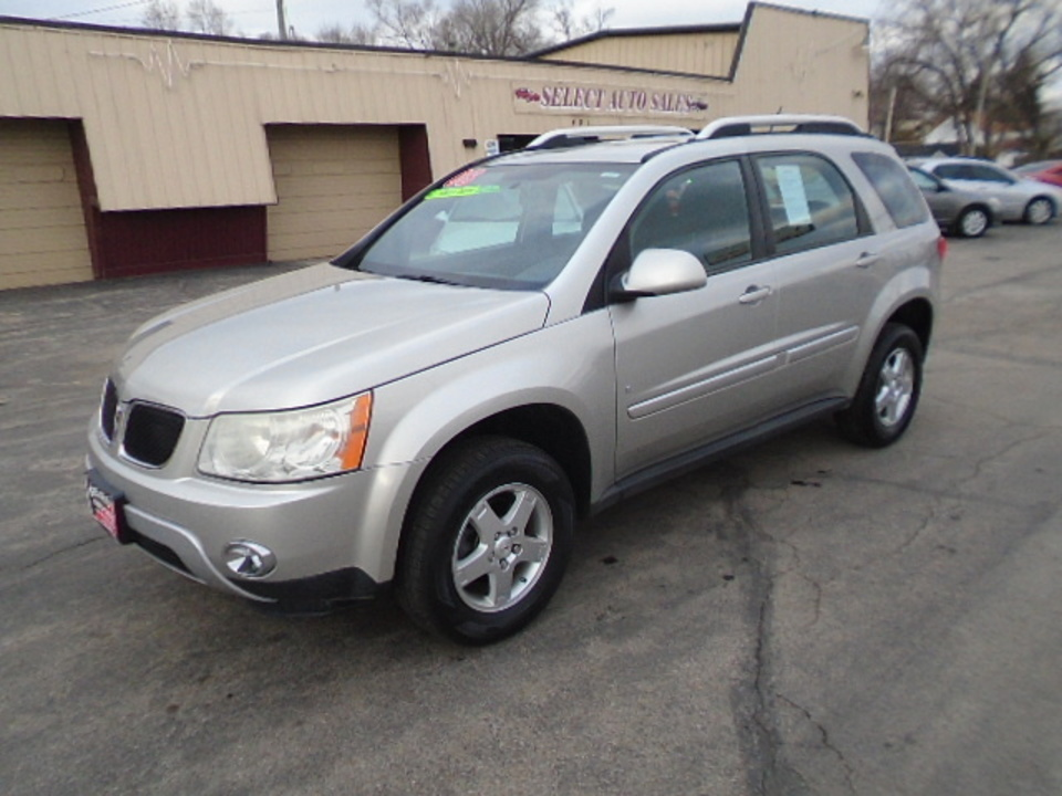 2008 Pontiac Torrent  - Select Auto Sales