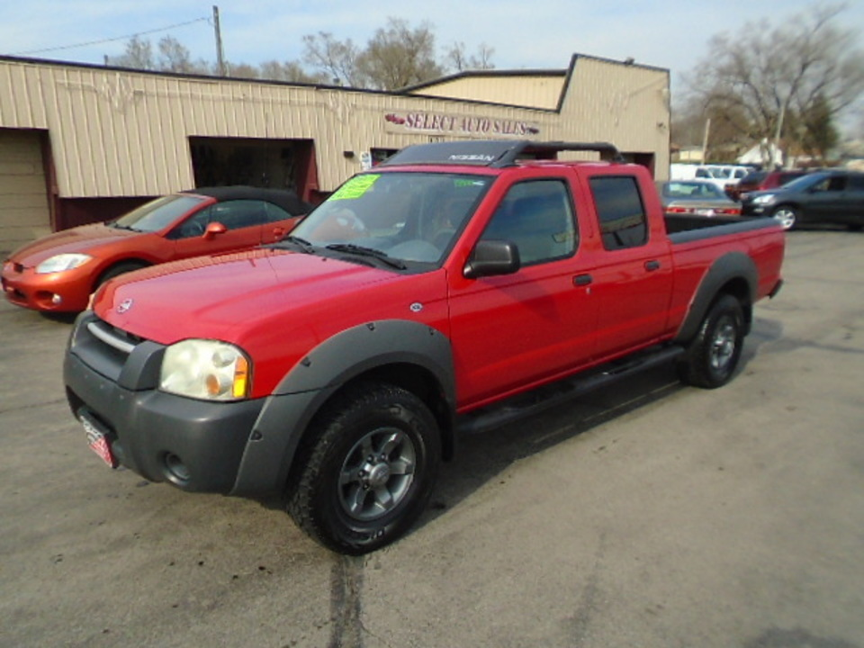 2002 Nissan Frontier  - Select Auto Sales