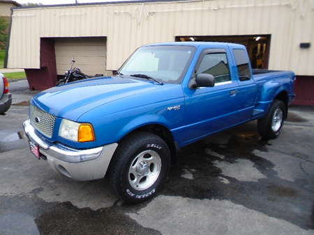 2001 Ford Ranger Super Cab XLT 4X4 Step Side for Sale  - 10087  - Select Auto Sales