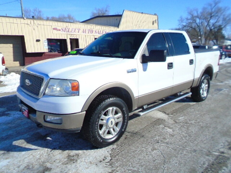 2004 Ford F-150  - Select Auto Sales