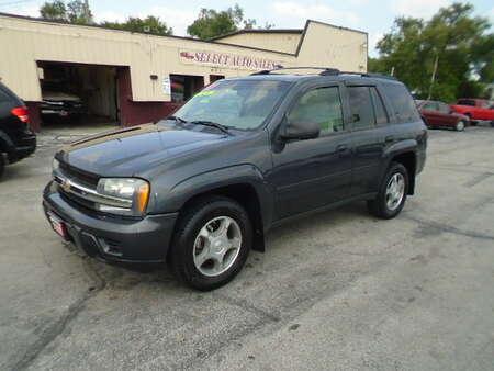 2007 Chevrolet TrailBlazer LS 4X4 for Sale  - 10586  - Select Auto Sales
