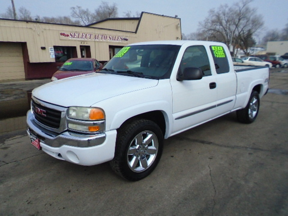 2004 GMC Sierra 1500  - Select Auto Sales