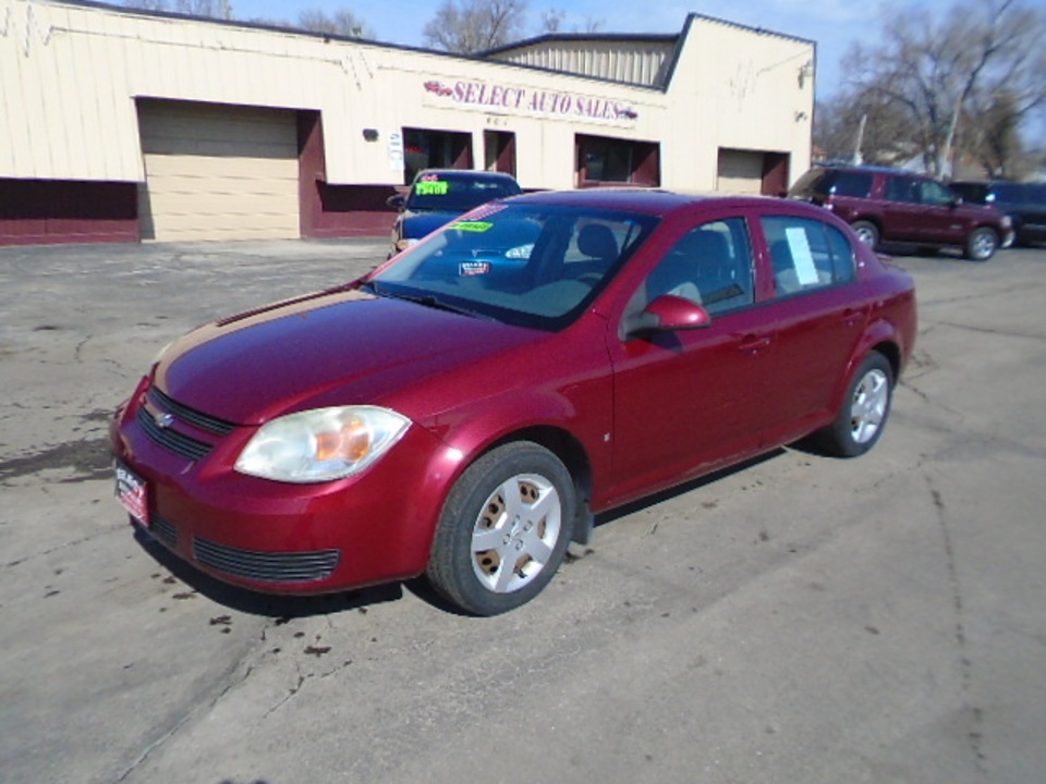 2007 Chevrolet Cobalt LT  - 10491  - Select Auto Sales