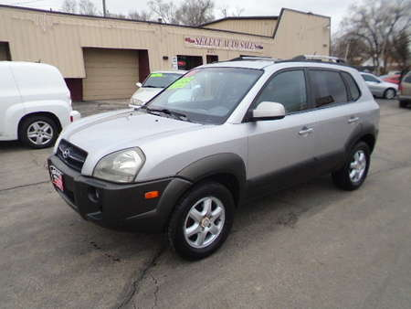 2005 Hyundai Tucson GLS 4WD for Sale  - 10324  - Select Auto Sales