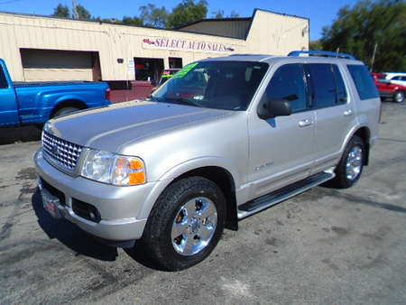2004 Ford Explorer 4X4 Limited for Sale  - 10102  - Select Auto Sales