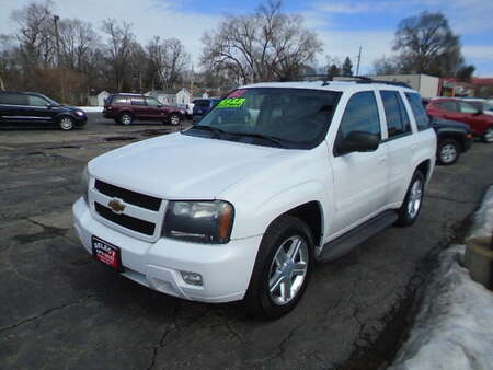 2008 Chevrolet TrailBlazer 4X4 LT for Sale  - 10485  - Select Auto Sales