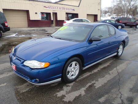 2004 Chevrolet Monte Carlo S.S. for Sale  - 10476  - Select Auto Sales