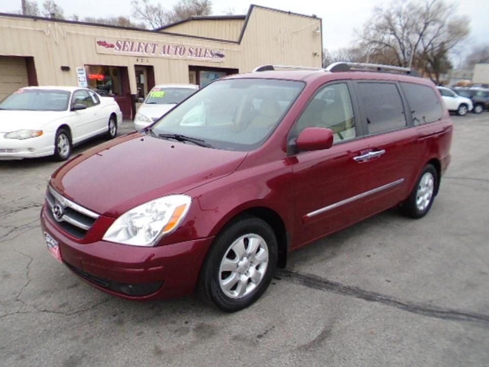 2007 Hyundai Entourage  - Select Auto Sales