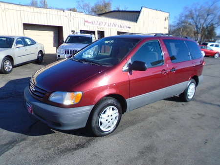 2001 Toyota Sienna LE for Sale  - 10116  - Select Auto Sales