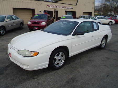 2004 Chevrolet Monte Carlo LS for Sale  - 10115  - Select Auto Sales