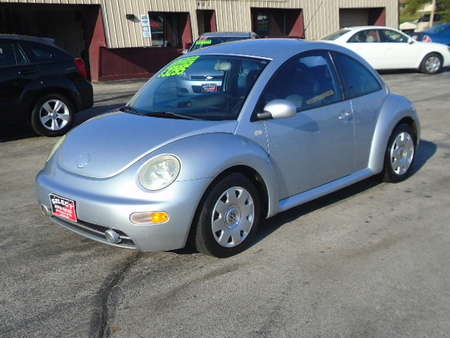2002 Volkswagen Beetle GLS Coupe for Sale  - 10417  - Select Auto Sales