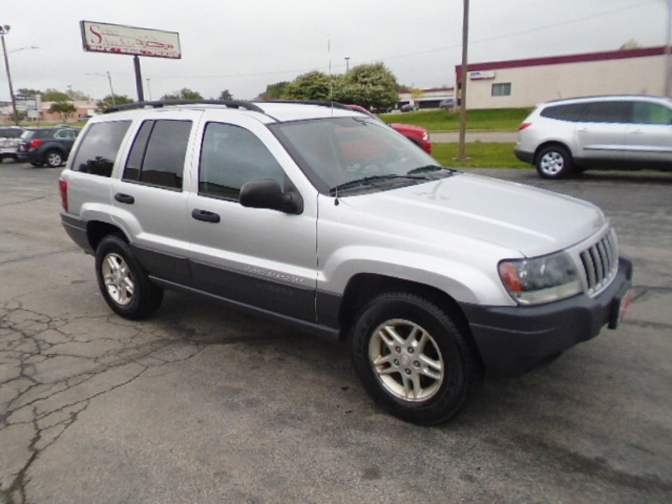 2004 Jeep Grand Cherokee 4X4 Laredo  - 10320A  - Select Auto Sales