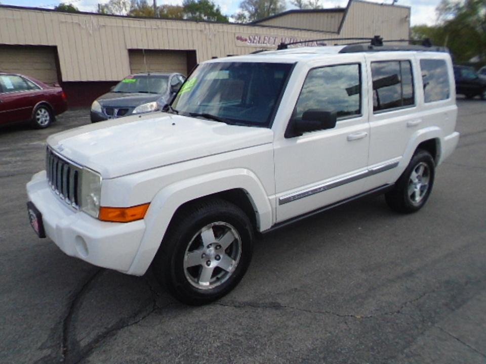 2010 Jeep Commander Sport 4x4  - 10539  - Select Auto Sales