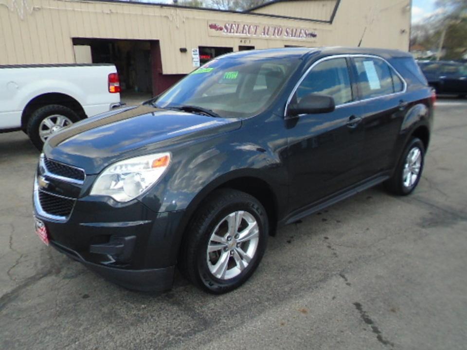 2012 Chevrolet Equinox FWD LS  - 10342  - Select Auto Sales