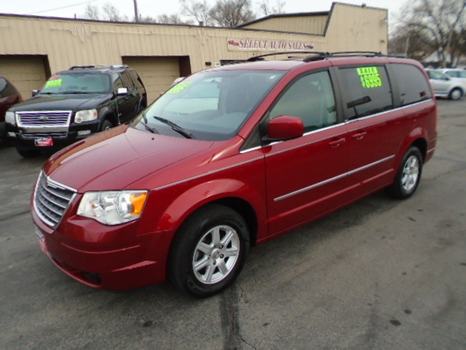 2010 Chrysler Town & Country  - Select Auto Sales