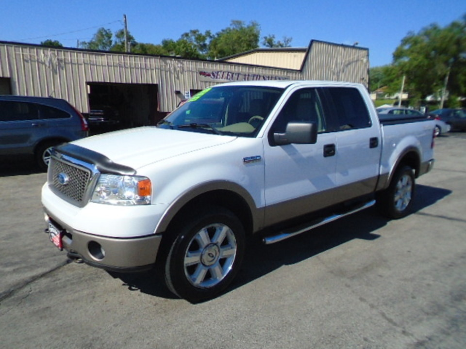 2006 Ford F-150 Lariat  - 10358  - Select Auto Sales