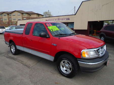 2003 Ford F-150 Super Cab XLT for Sale  - 10180  - Select Auto Sales