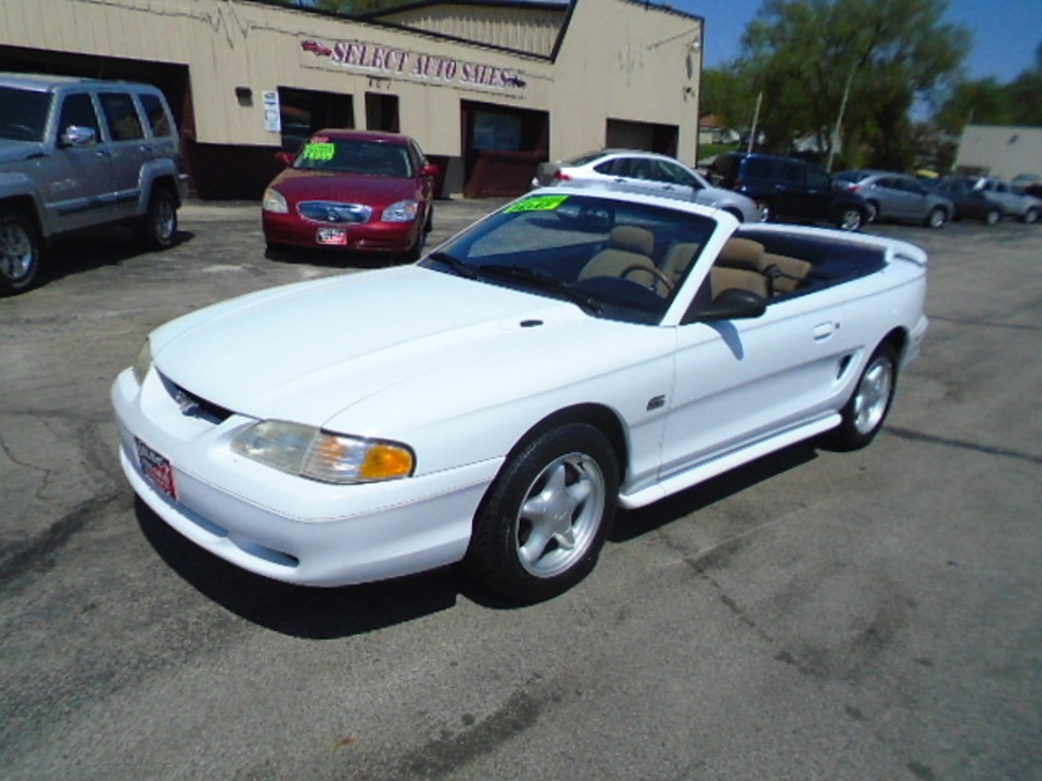 1994 Ford Mustang GT  - Select Auto Sales