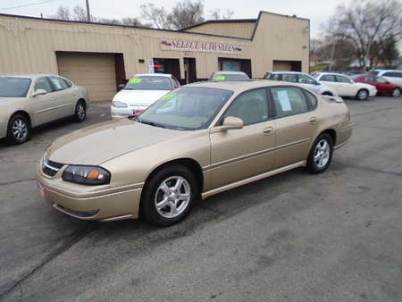 2005 Chevrolet Impala LS for Sale  - 10100a  - Select Auto Sales