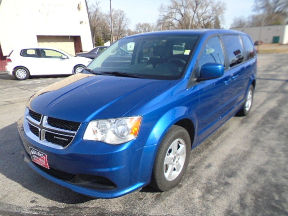 2011 Dodge Grand Caravan Mainstreet  - 10444  - Select Auto Sales