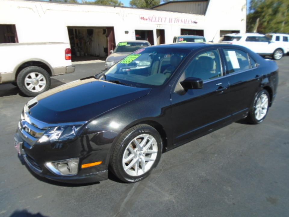 2010 Ford Fusion SEL  - 10635  - Select Auto Sales