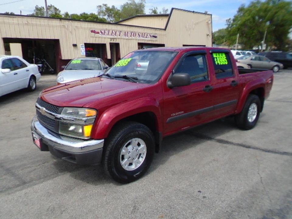 2005 Chevrolet Colorado  - Select Auto Sales