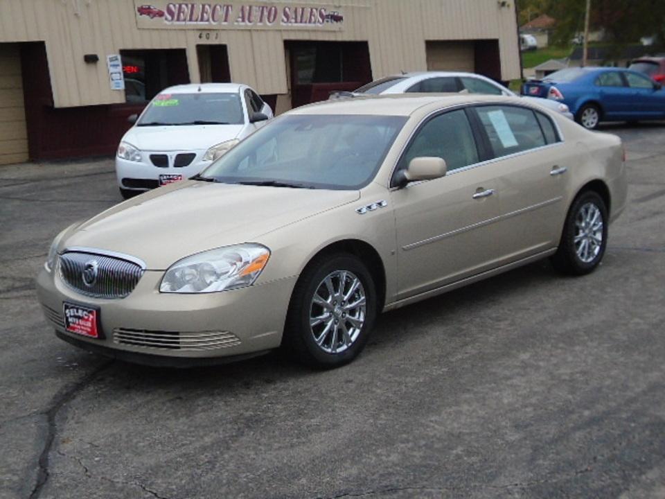 2009 Buick Lucerne CXL  - 10433  - Select Auto Sales