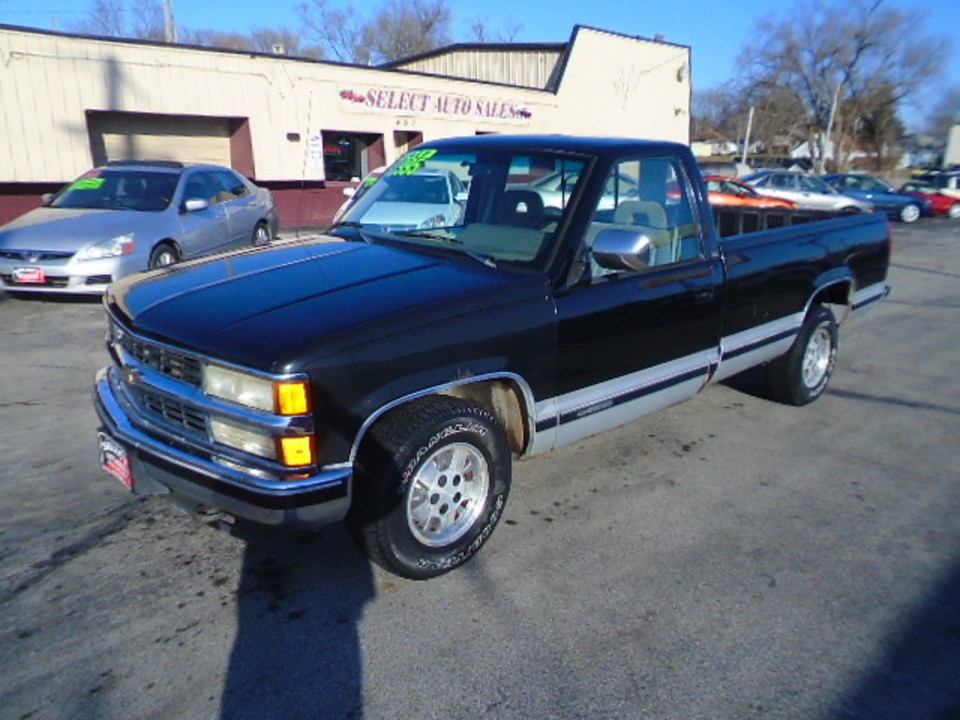 1994 Chevrolet C1500 silverado  - 10296  - Select Auto Sales