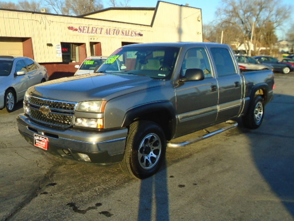 2007 Chevrolet Silverado 1500 LT  - 10299  - Select Auto Sales
