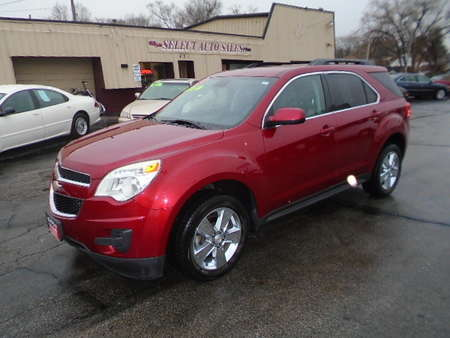 2013 Chevrolet Equinox 1LT for Sale  - 10292  - Select Auto Sales