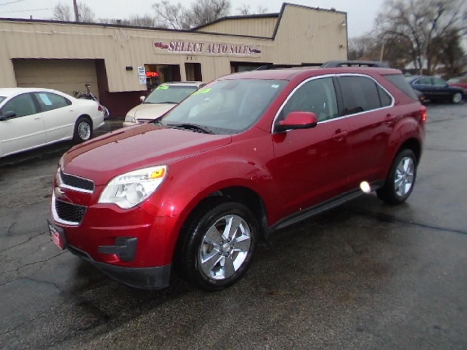 2013 Chevrolet Equinox  - Select Auto Sales