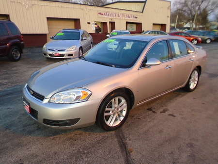 2008 Chevrolet Impala LTZ for Sale  - 10298  - Select Auto Sales