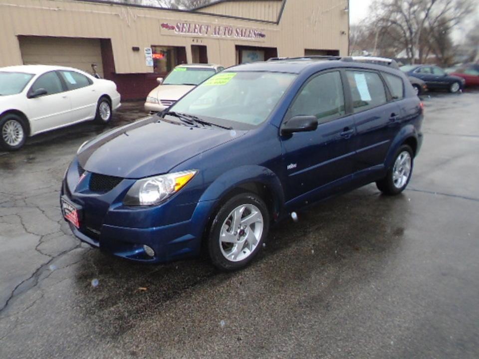 2004 Pontiac Vibe  - Select Auto Sales