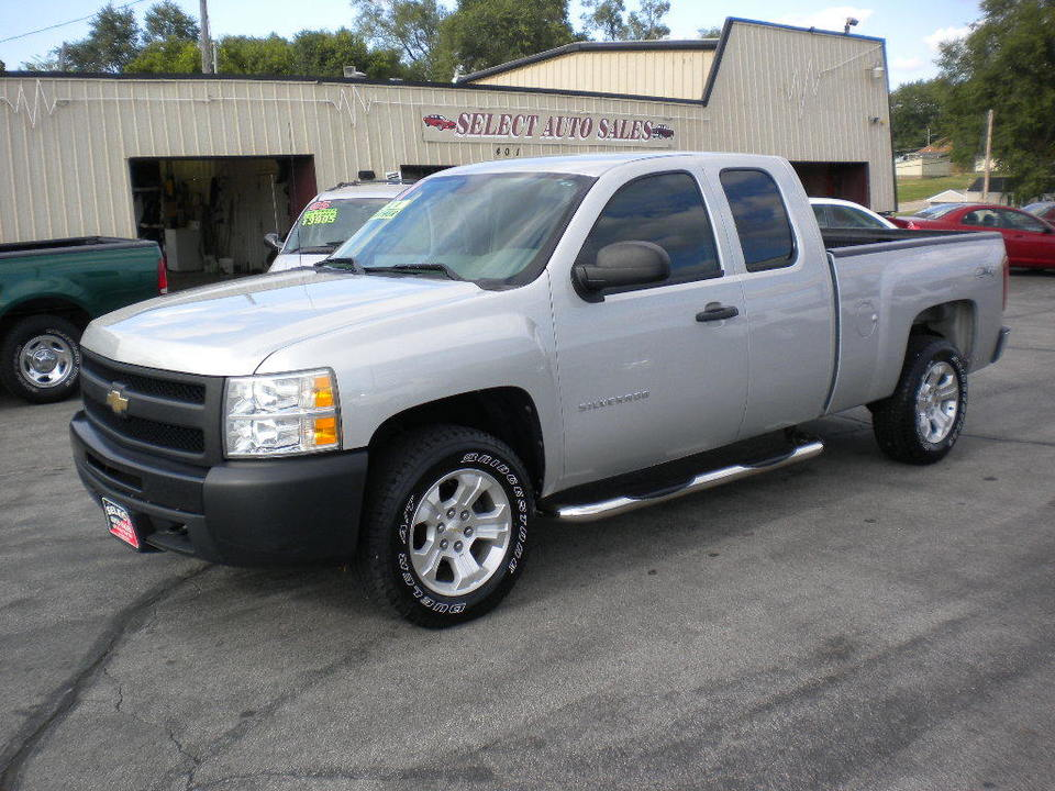 2011 Chevrolet Silverado 1500  - Select Auto Sales