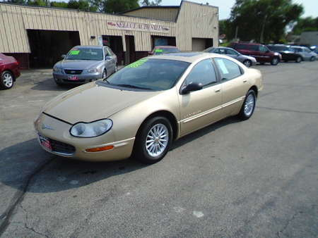 1999 Chrysler Concorde LXI for Sale  - 10239  - Select Auto Sales