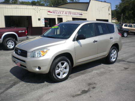 2008 Toyota Rav4 4x4 for Sale  - 10068  - Select Auto Sales