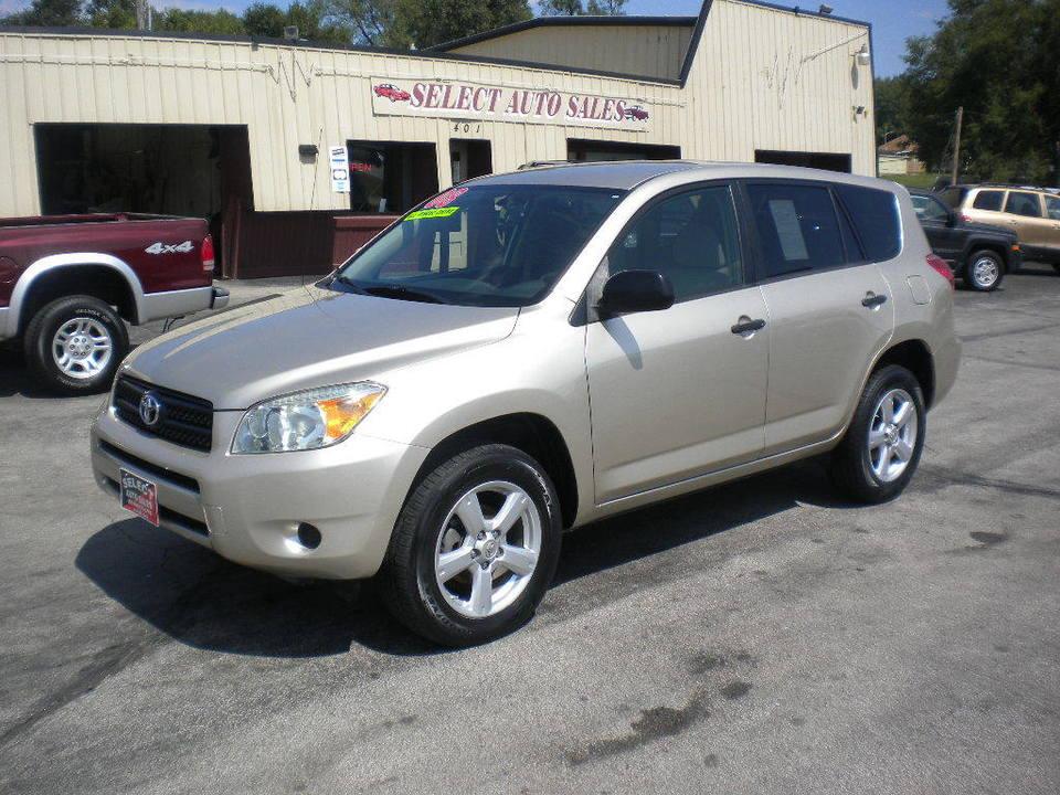2008 Toyota Rav4  - Select Auto Sales