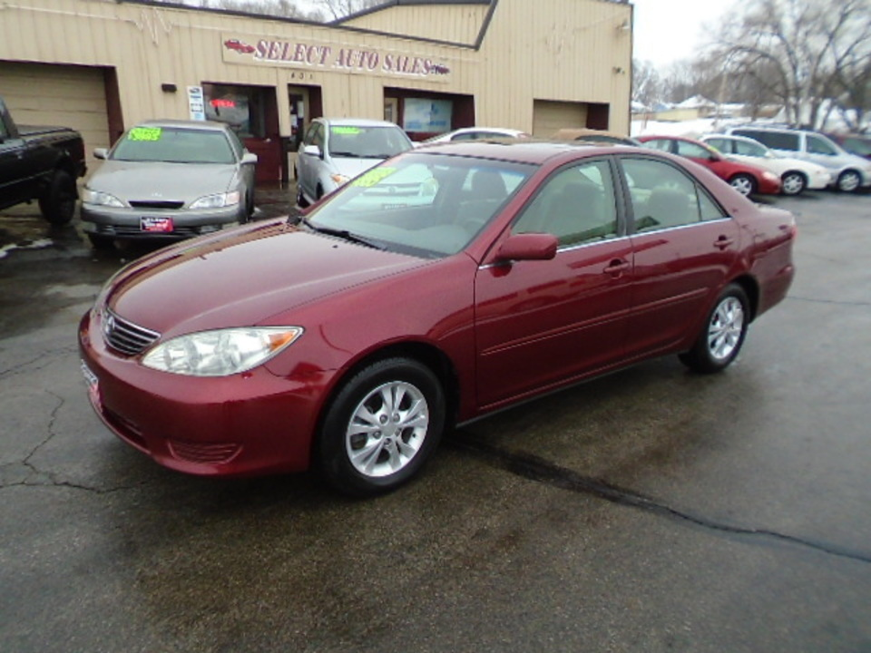 2005 Toyota Camry  - Select Auto Sales