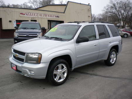 2008 Chevrolet TrailBlazer LT 4x4 for Sale  - 9991  - Select Auto Sales