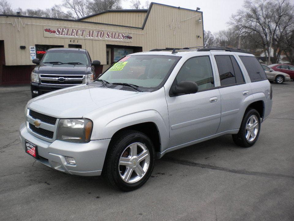 2008 Chevrolet TrailBlazer  - Select Auto Sales
