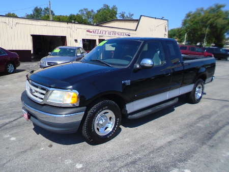 2000 Ford F-150 Super Cab XLT for Sale  - 10237  - Select Auto Sales