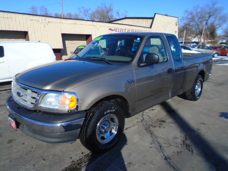 2003 Ford F-150 XL  - 10322  - Select Auto Sales