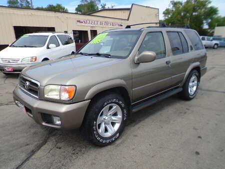 2003 Nissan Pathfinder LE 4x4 for Sale  - 10561  - Select Auto Sales