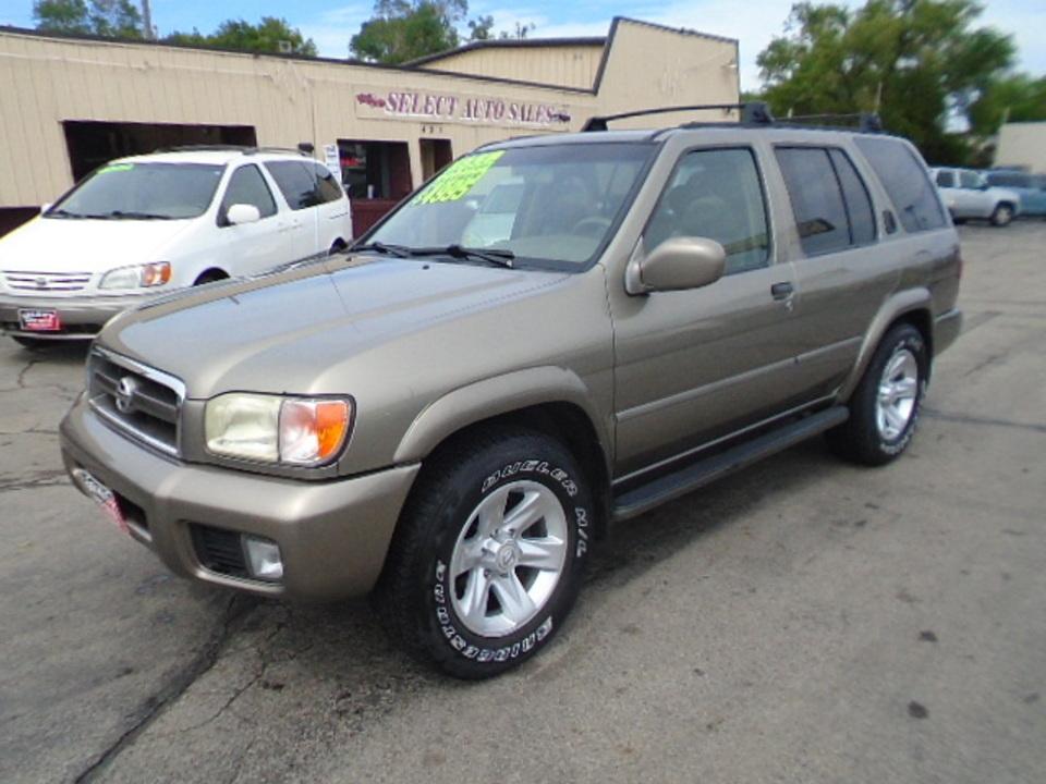 2003 Nissan Pathfinder  - Select Auto Sales