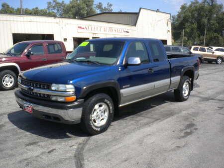 2000 Chevrolet Silverado 1500 LS 4X4 for Sale  - 10072  - Select Auto Sales