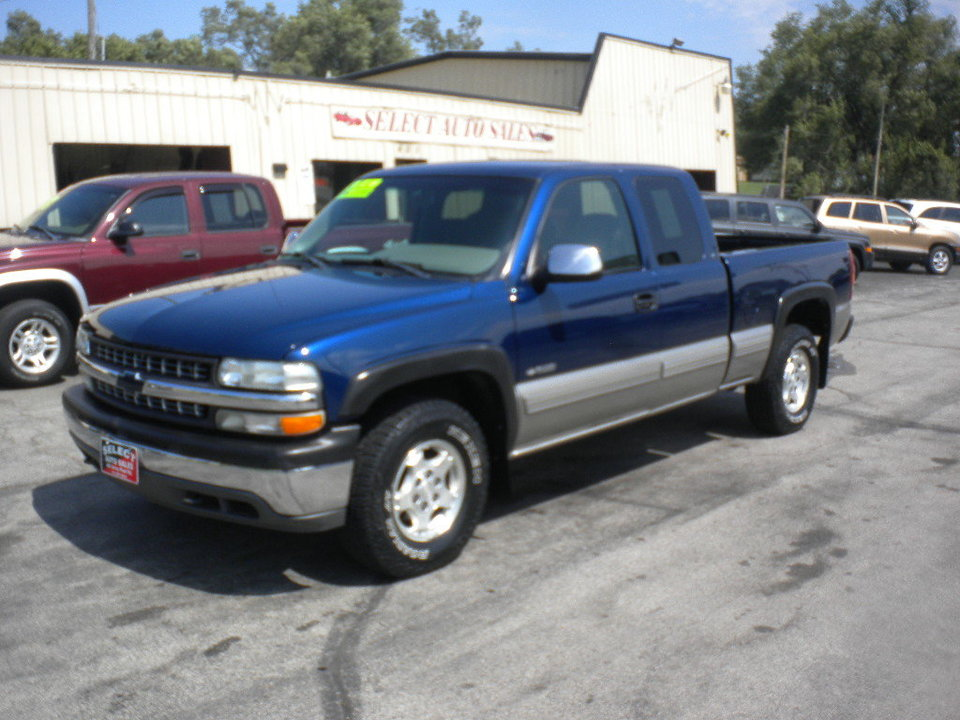 2000 Chevrolet Silverado 1500  - Select Auto Sales